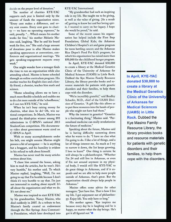 AY Magazine Page 2 resize