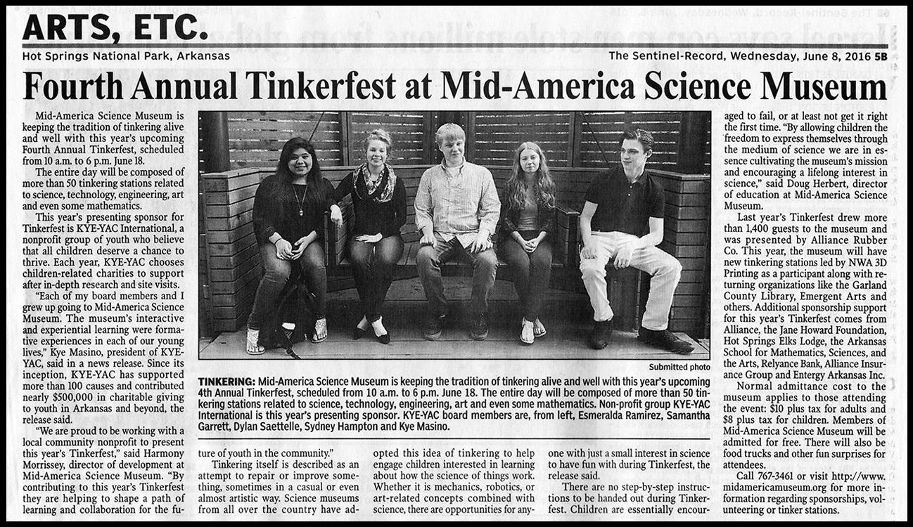 Tinkerfest Press