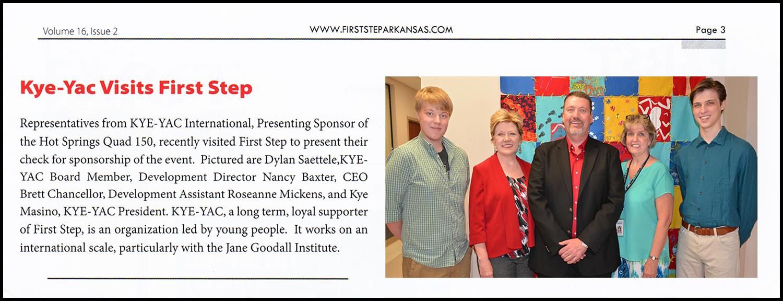 KY FirstStep Press