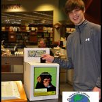 KYE-YAC And The Garland County Library Support The Jane Goodall Institute In Recycling Electronics