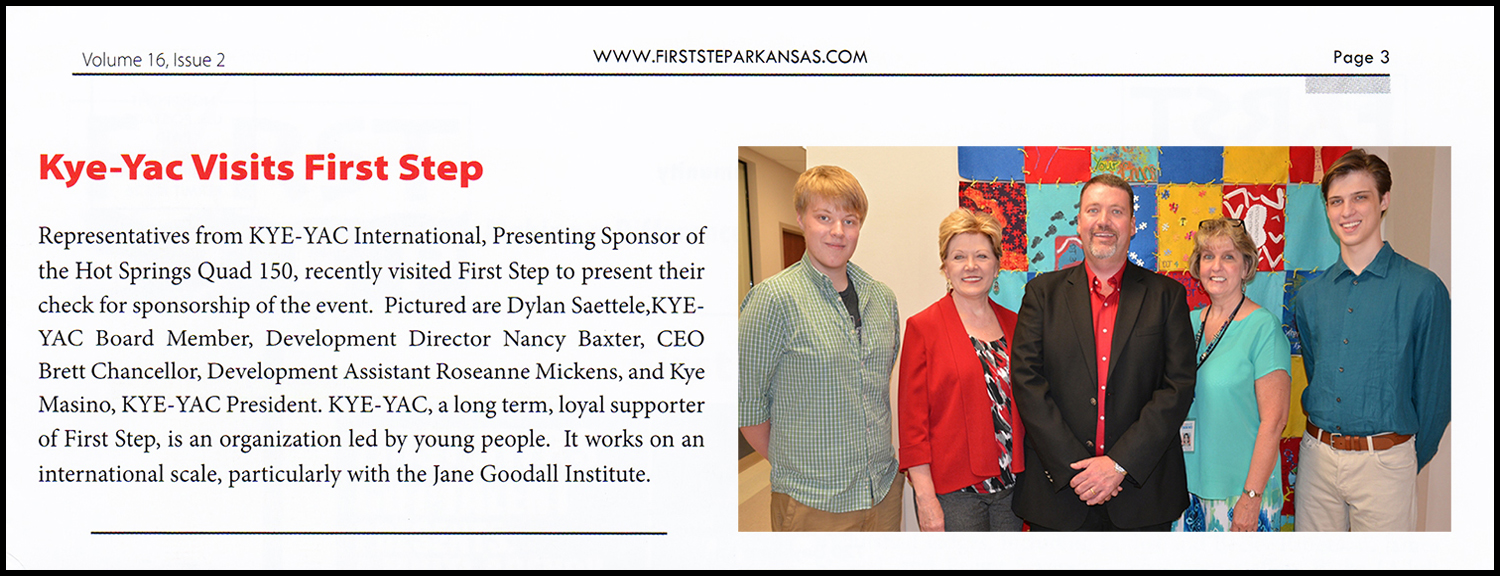 KY FirstStep Press