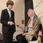 Dr. Jane Goodall Reflects On How Working With Youth Like Kye Gives Her Hope For The Future