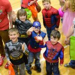 KYE-YAC Has A Blast Sponsoring Halloween At The YMCA 2016