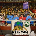 KYE-YAC And Our Jane Goodall Roots & Shoots Group Sponsored And Volunteered At The Fifth Annual FIRST Robotics Competition