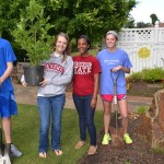 The KYE-YAC Kids Continue Their Connection With Chloe's Garden