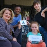 6-Year Old Michelle Celebrates Her Birthday With KYE-YAC By Giving Back