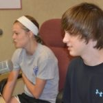 Kye And Peyton Talk With Radio Host Dick Antoine About The Hanamaki 5K Fundraiser