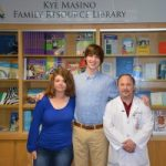 KYE-YAC Library Dedication At UAMS Division Of Genetics
