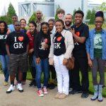 KYE-YAC Drops In On Global Kids Arkansas Class Time At Heifer International