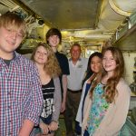 KYE-YAC Tours The USS RAZORBACK And The Arkansas Inland Maritime Museum