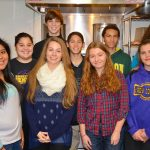 KYE-YAC Teams Up With The Fountain Lake Key Club To Serve At The Jackson House